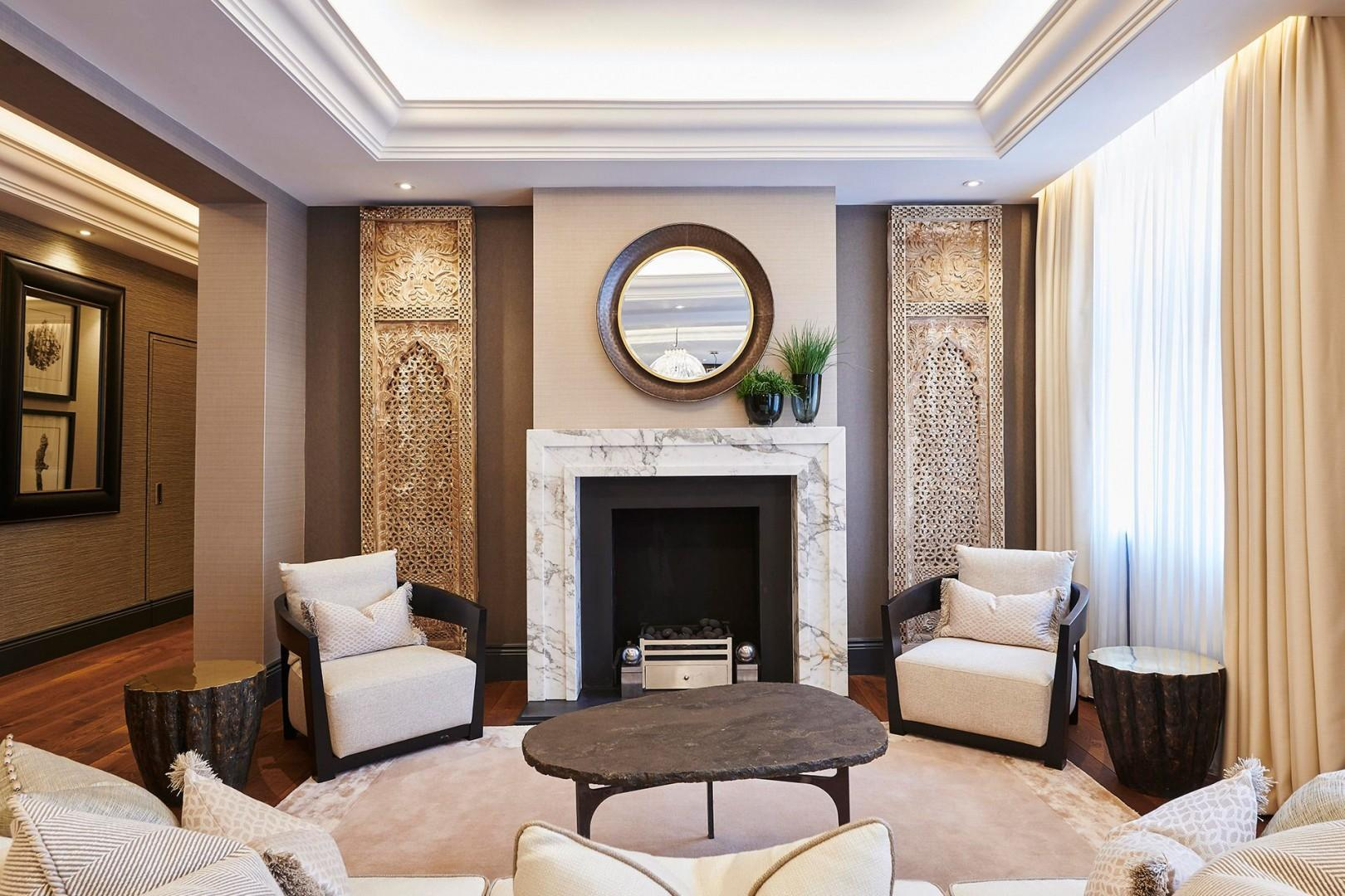 This palatial rental is the epitome of refinement