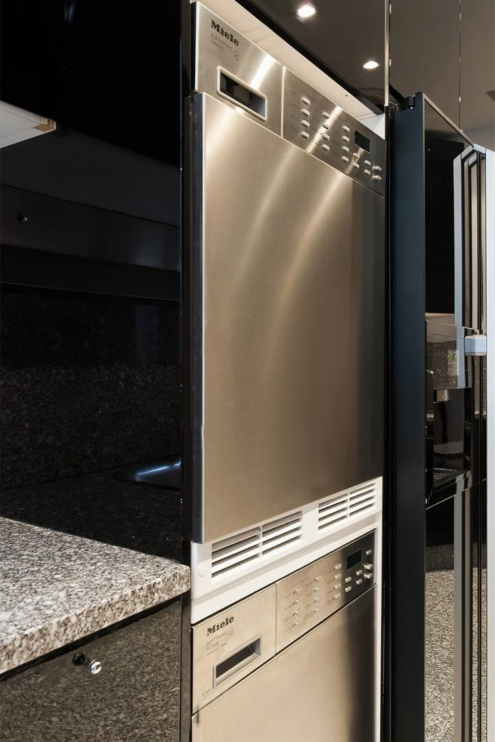 Top-of-the-line appliances