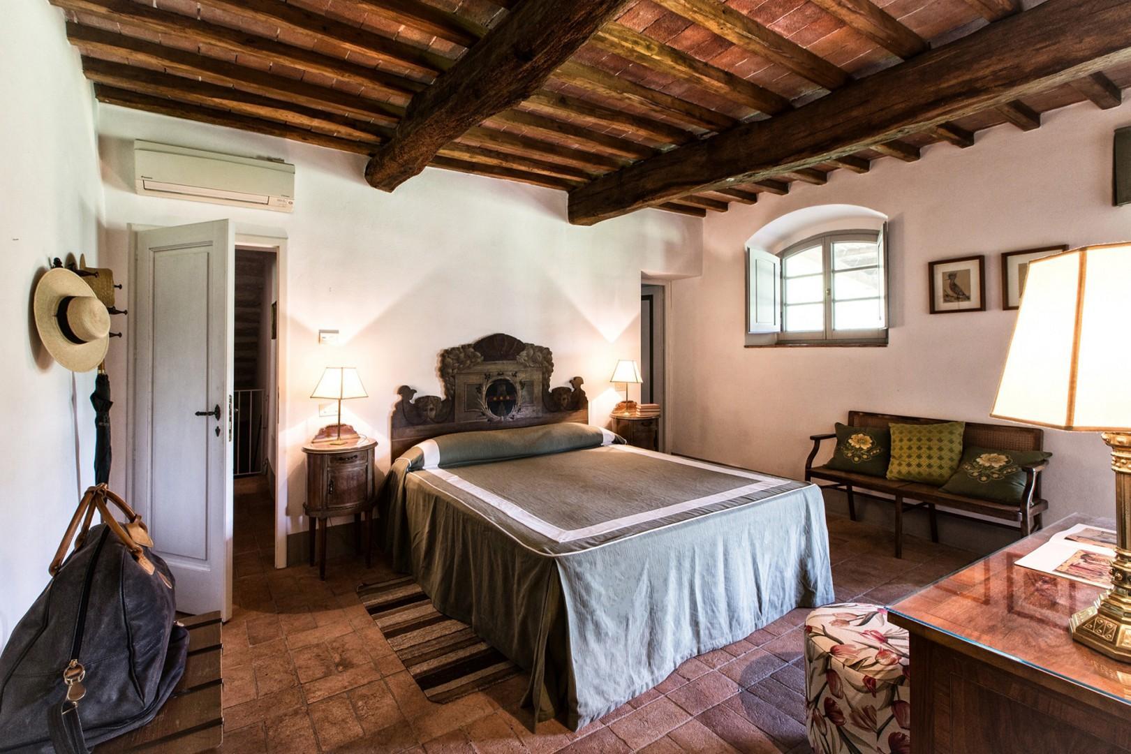 Ground floor bedroom 2.