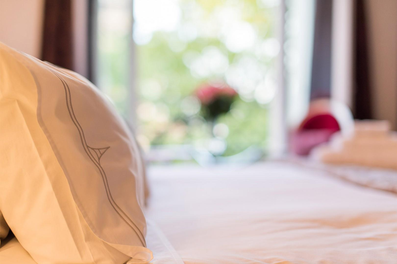 Lazy mornings in bed are the height of luxury!