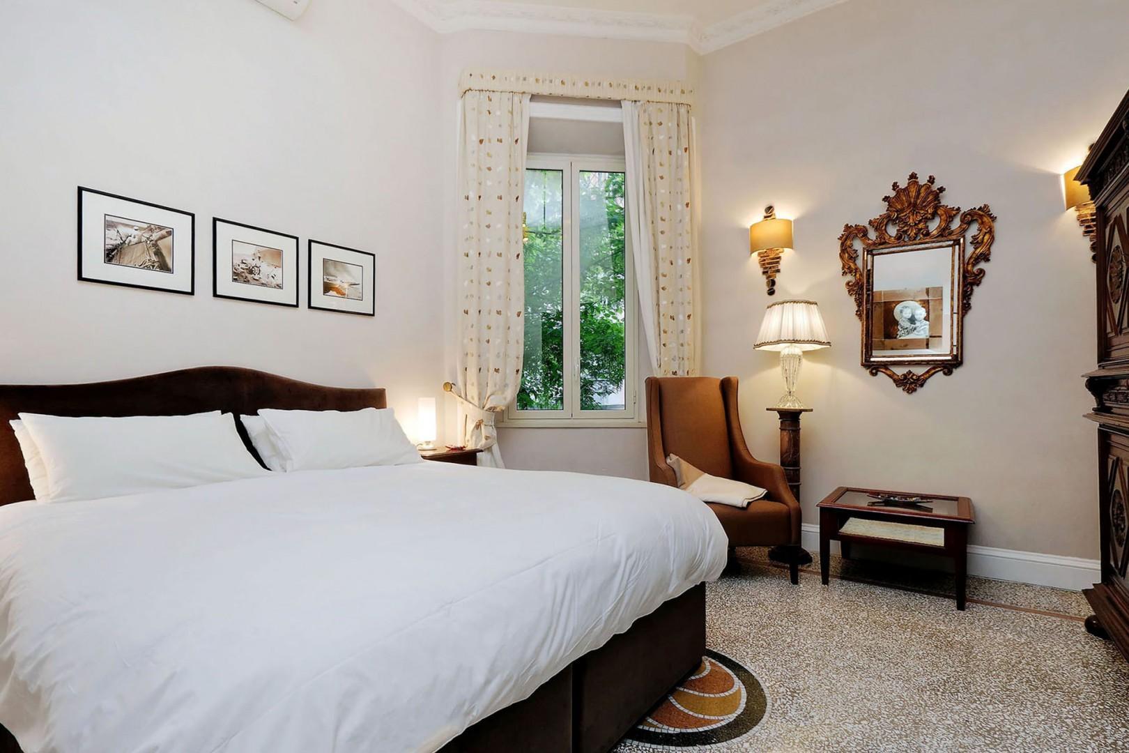 Bedroom 5 is another comfortable bedroom