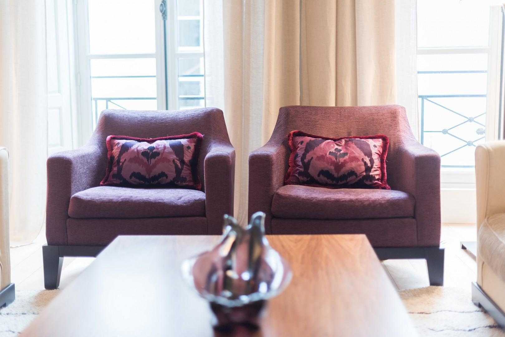 Enjoy a thoroughly modern stay at the Savigny.