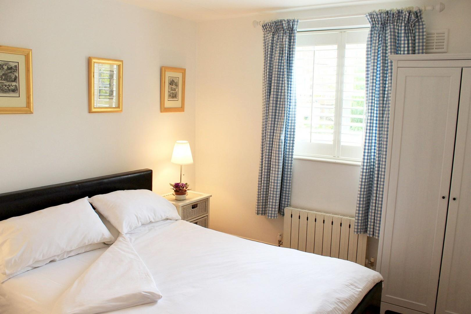 First bedroom of our London vacation rental