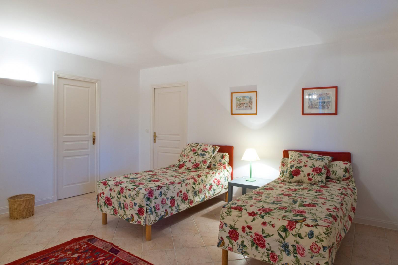 Bedroom 6 with en suite bathroom