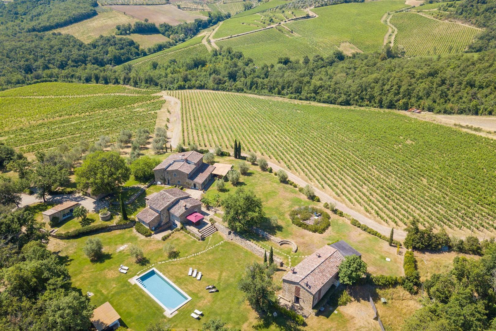 La Rosetta Villa + Cottage + Barn