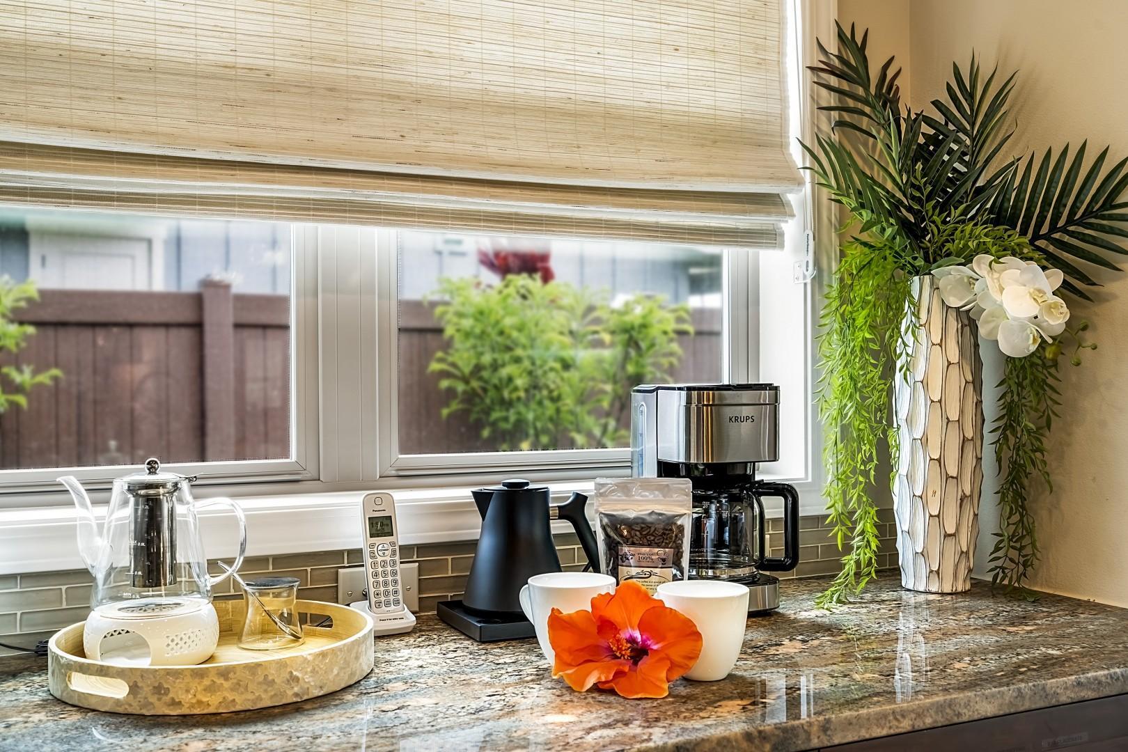 Kitchen Coffee Bar L