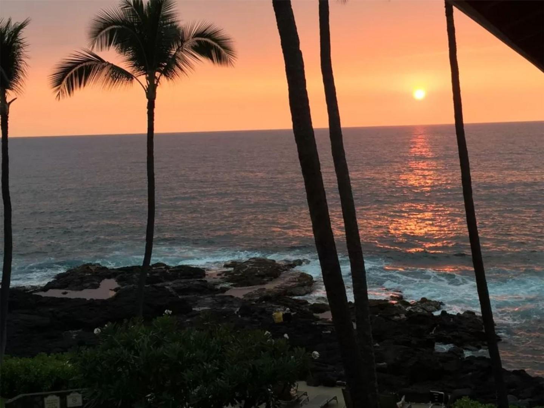 Sunsets nearly every night!