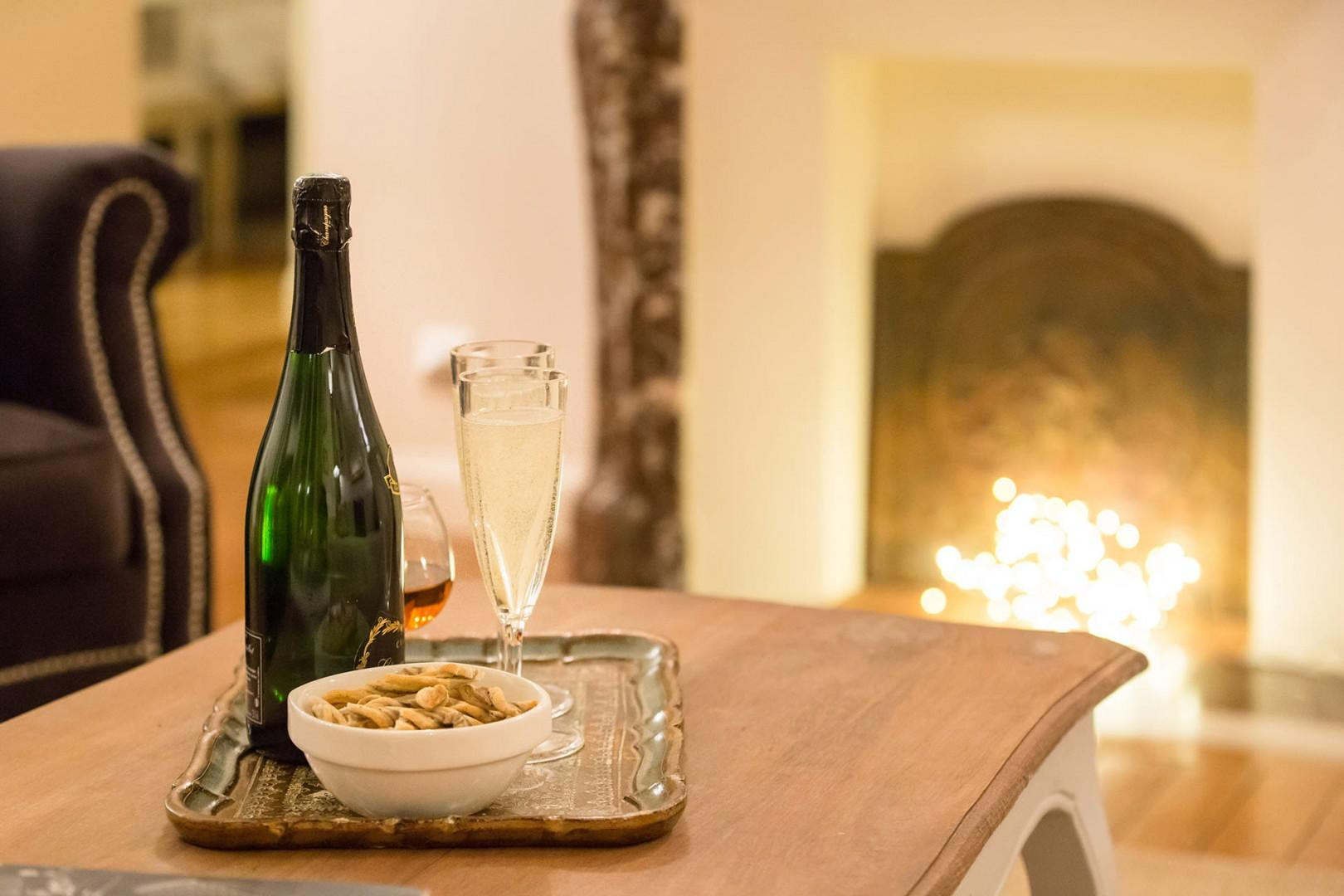 Celebrate your time in Paris with Champagne!