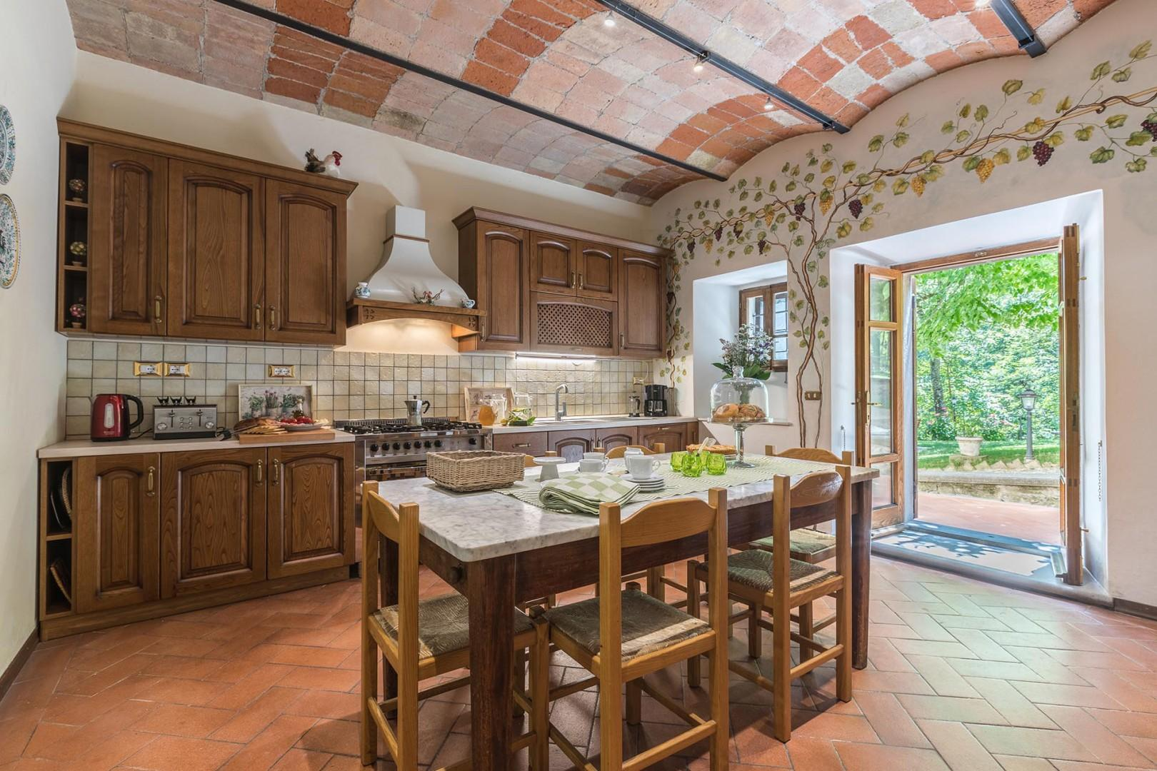 Roomy kitchen with all the amenities you need to prepare delicious meals.