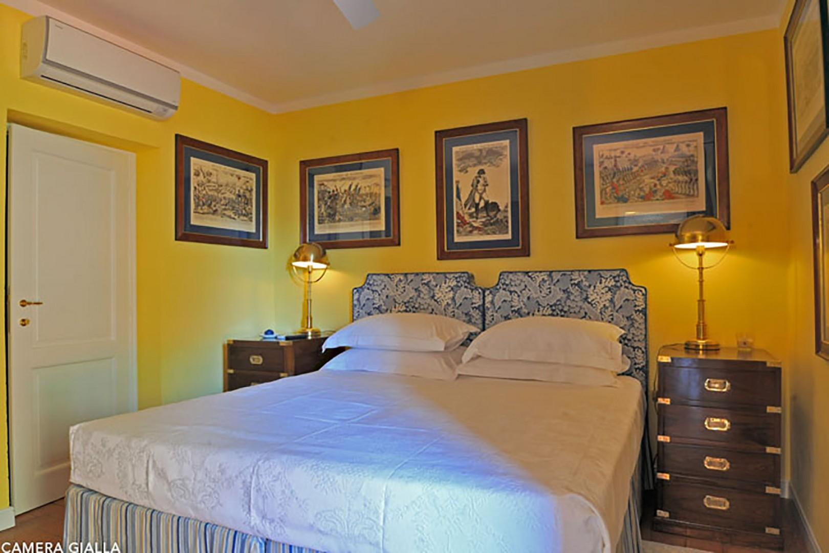 Bedroom 4 can also be prepared together or as separate beds, en suite bathroom with shower.