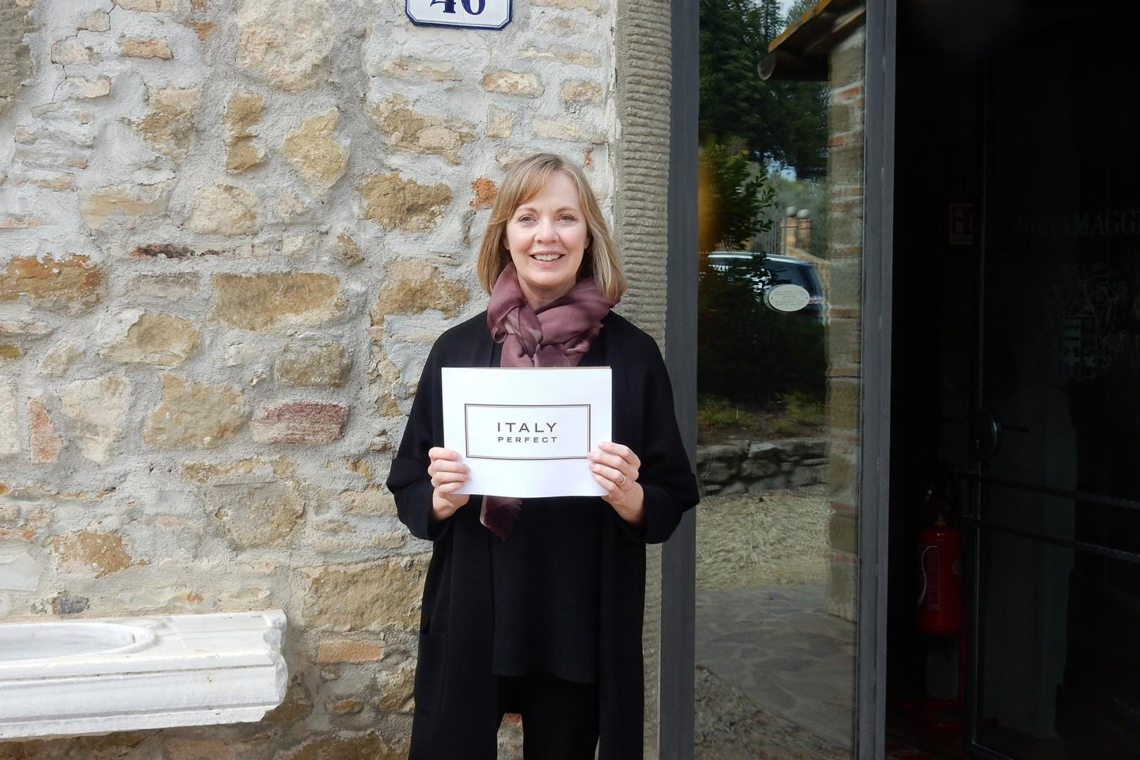 La Rosetta has been personally inspected by Lisa of Italy Perfect.