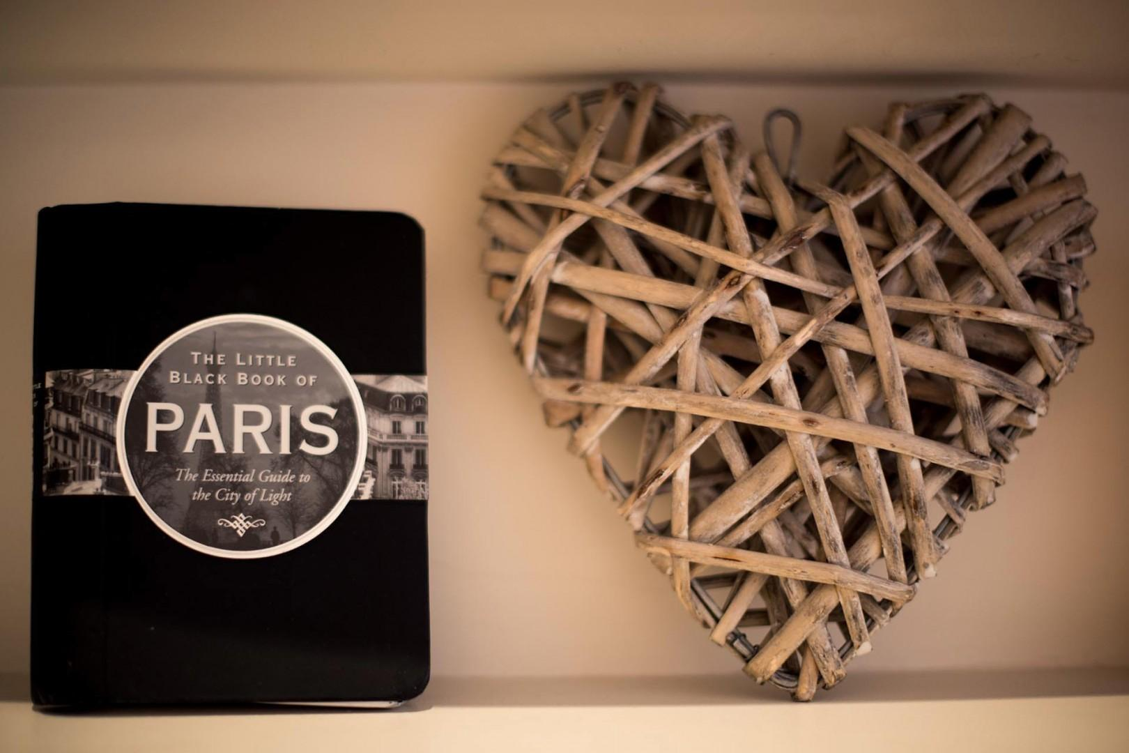 Let the Rully help you fall in love with Paris!