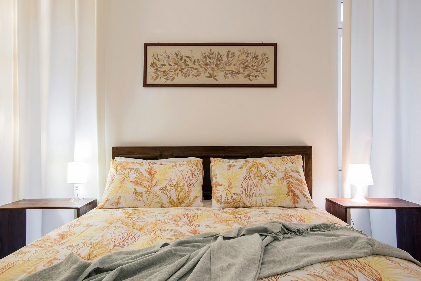 Make yourself at home in comfortable bedroom 2.