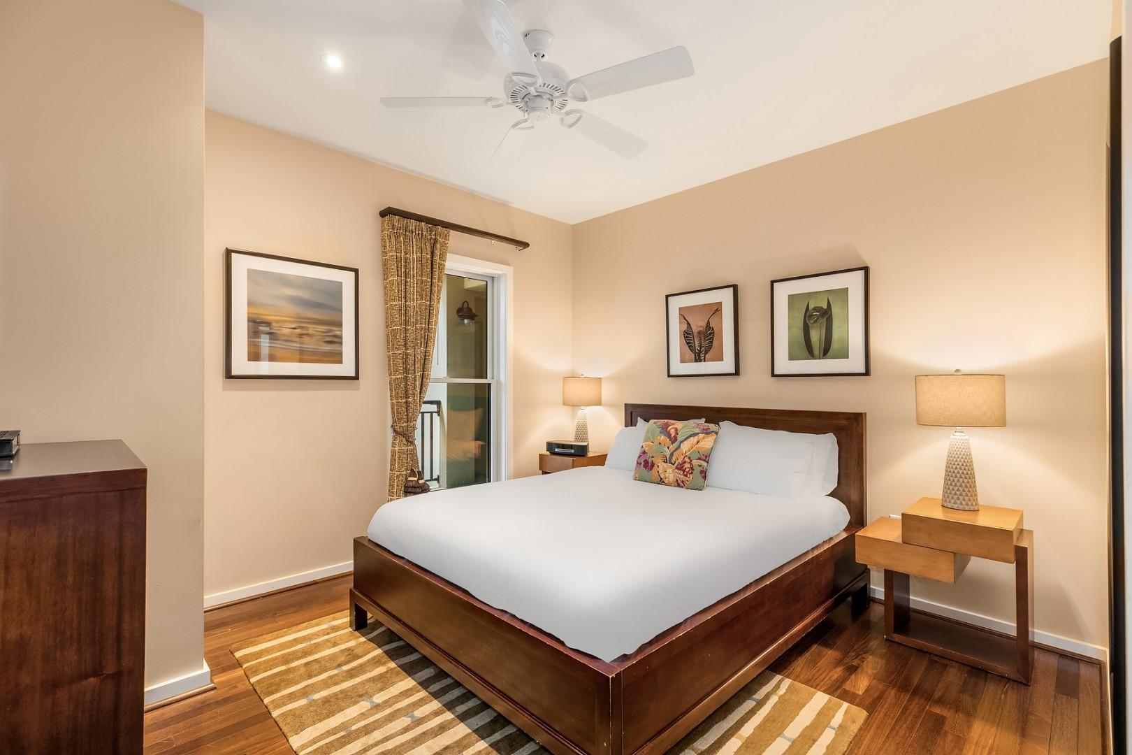 Villa 206: Guest bedroom 2