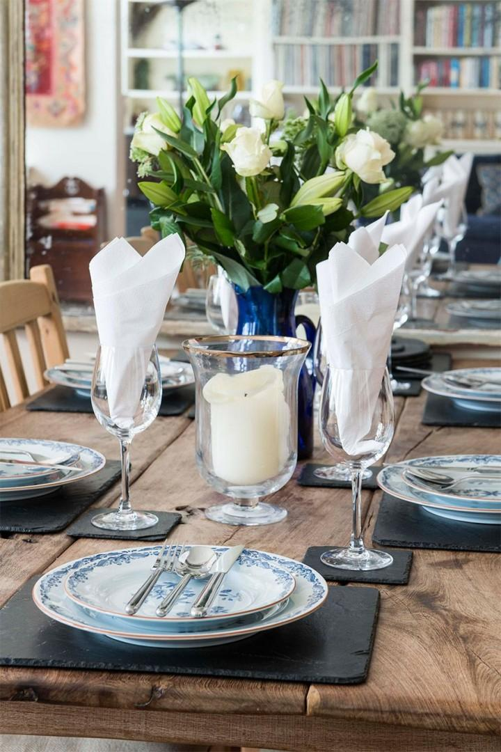 Find everything you need to dine in style at home