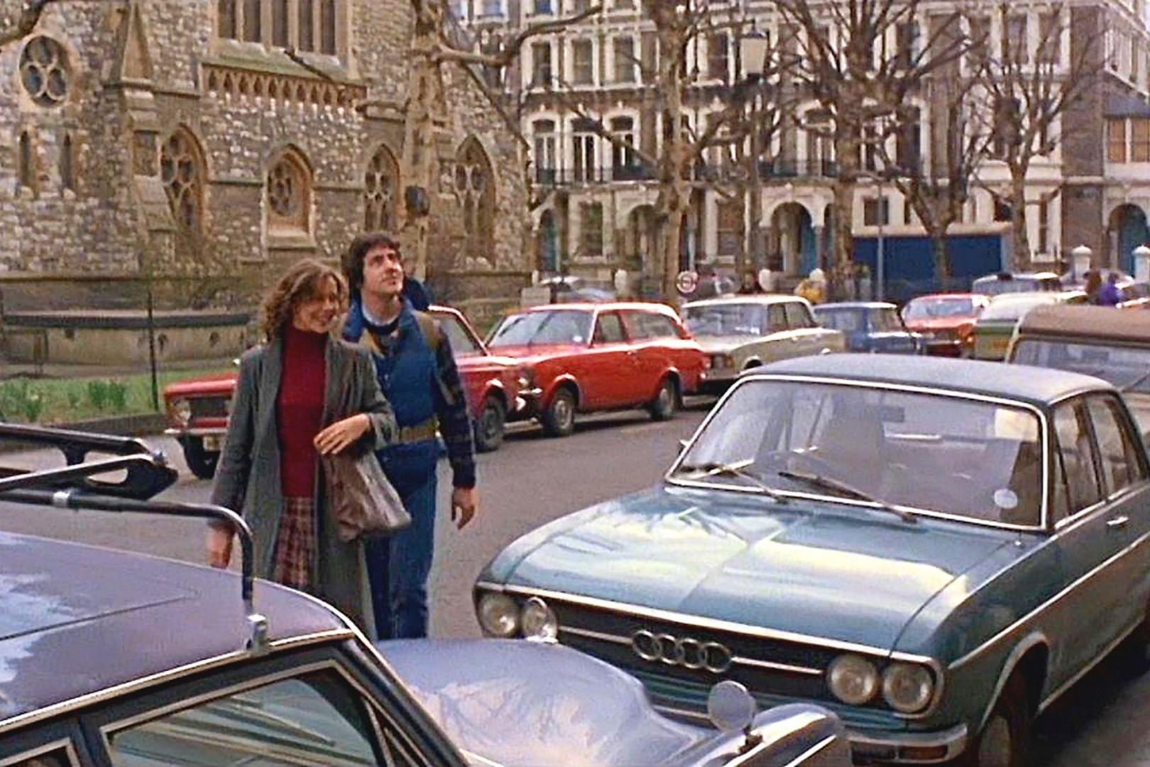 American Werewolf in London. Copyright Universal Pictures