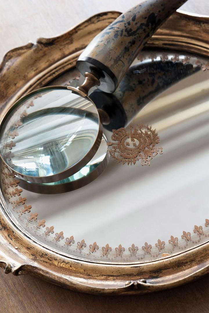 You'll love the rental's antique decorative touches!