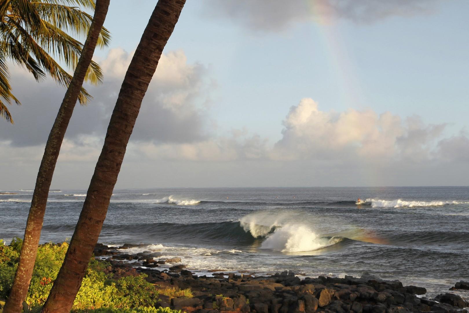 surfers lawai road