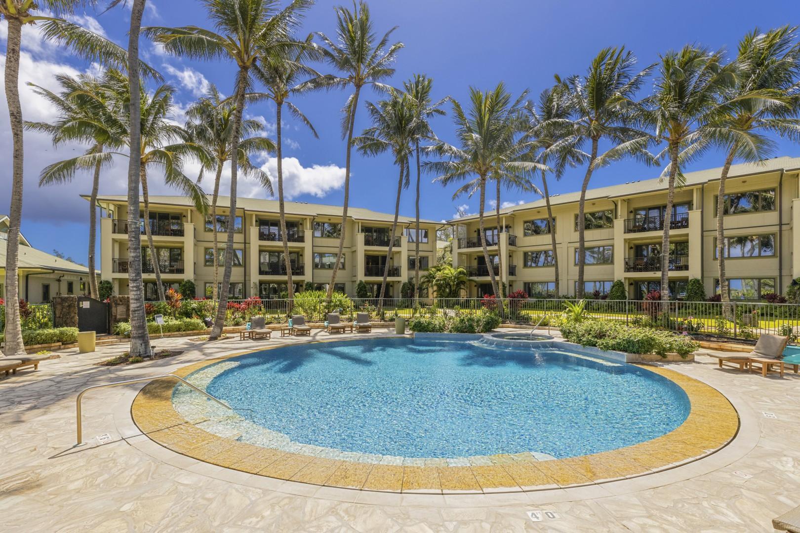 Ocean Villa Swimming Pool