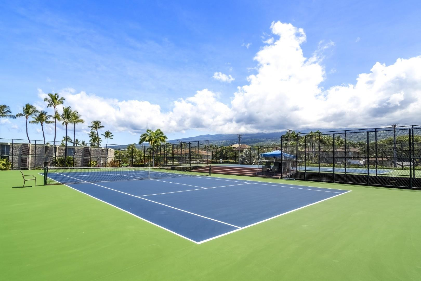 Kona Makai complex Tennis Courts