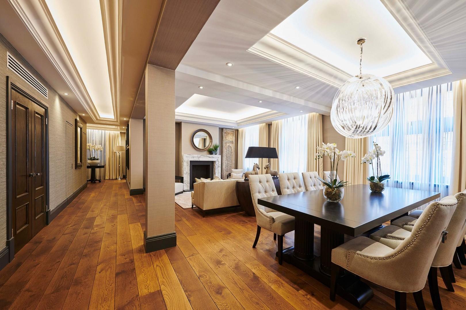 Follow the hallway to three gorgeous bedrooms