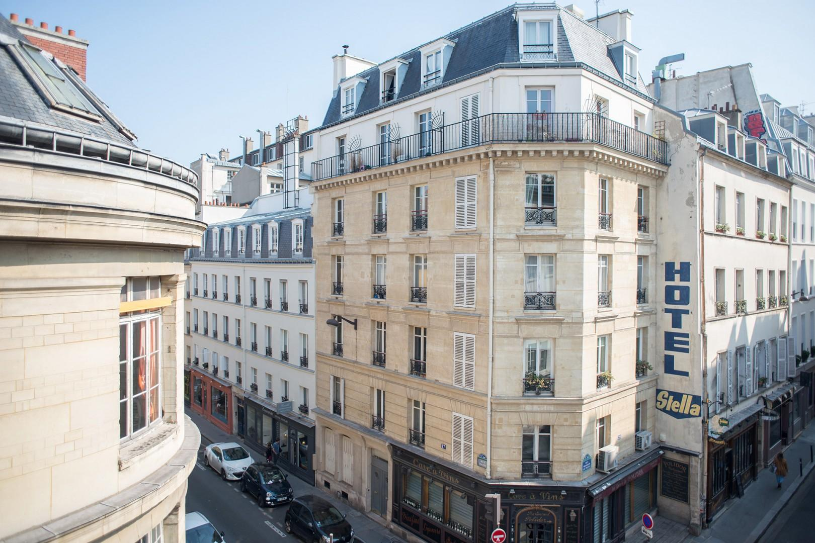 The Forez is located in the stunning and historic 6th arrondisement of Paris.