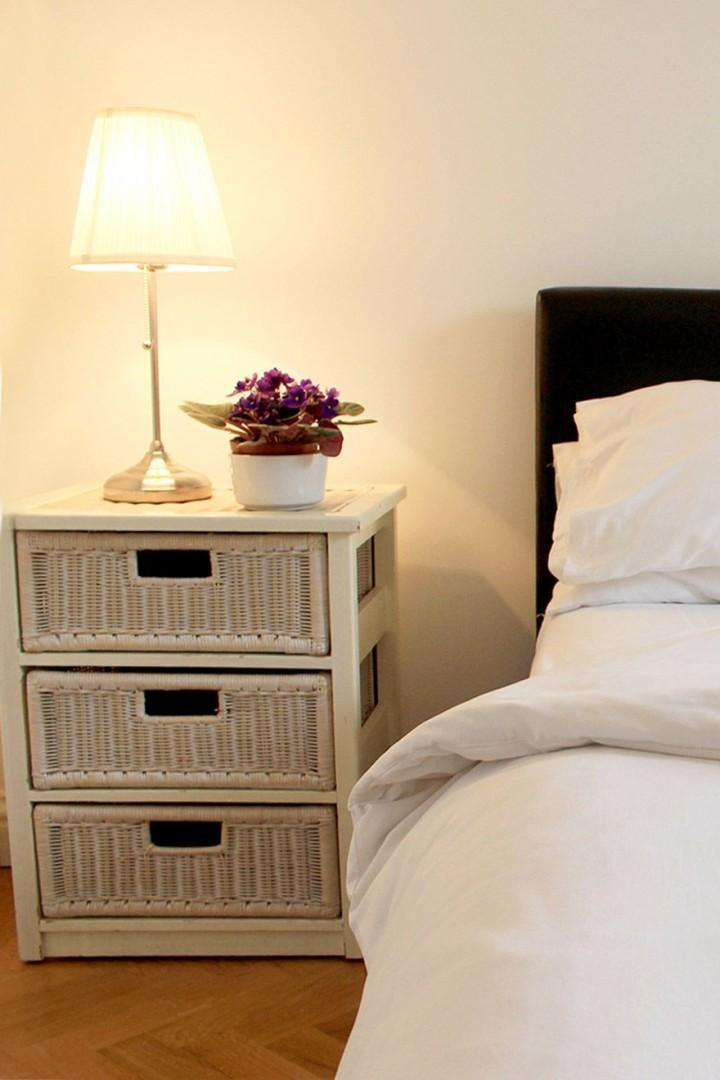 Charming bed side tables