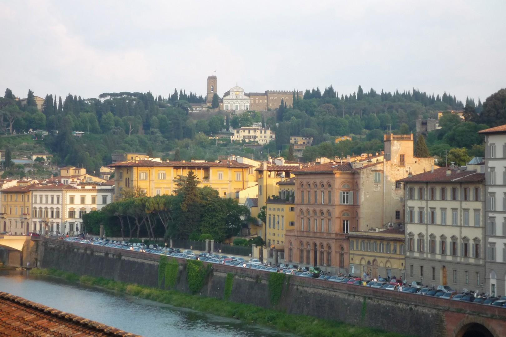 Watching the sunrise on San Miniato al Monte is a timeless memory.