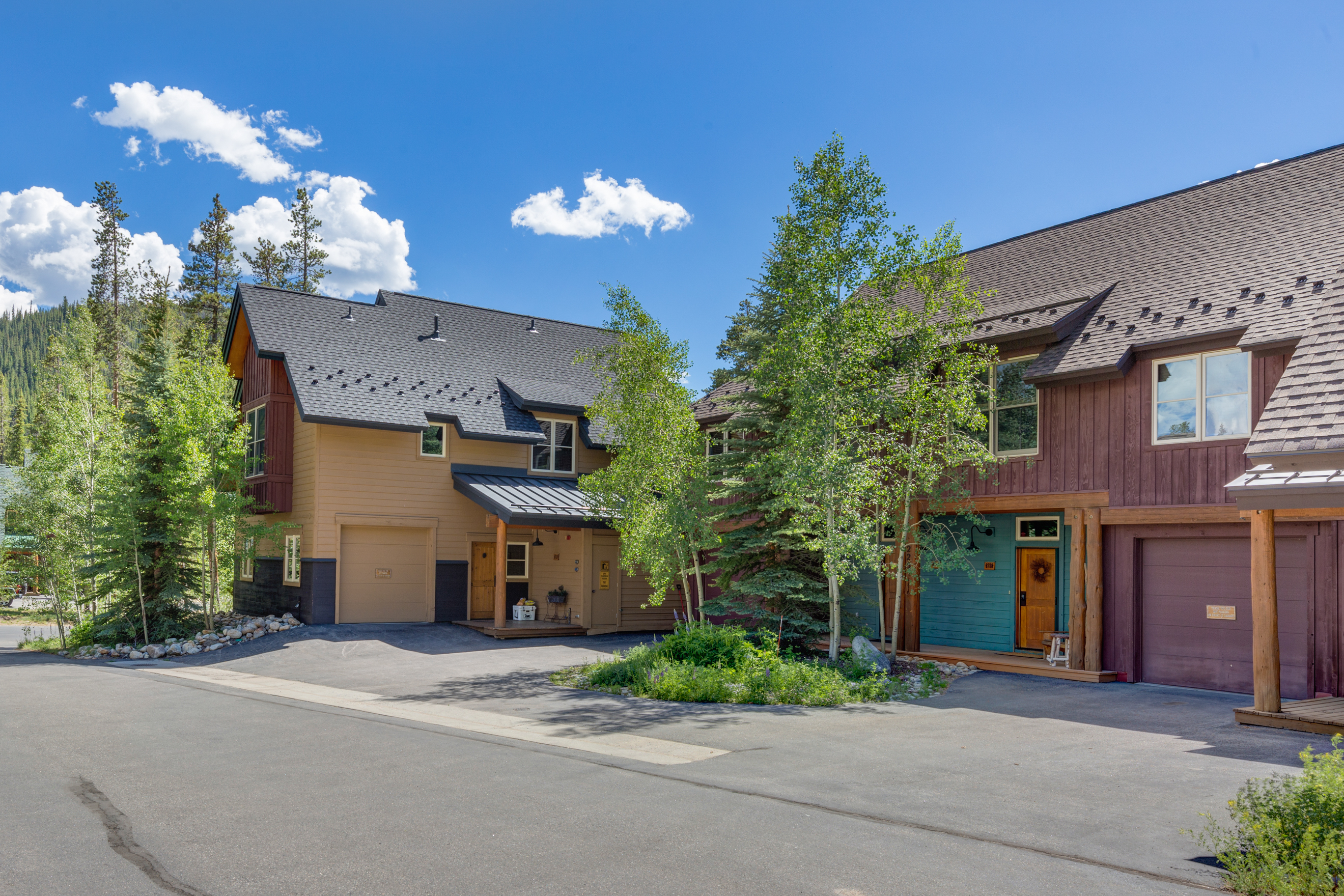 Ski Tip Townhomes in Keystone