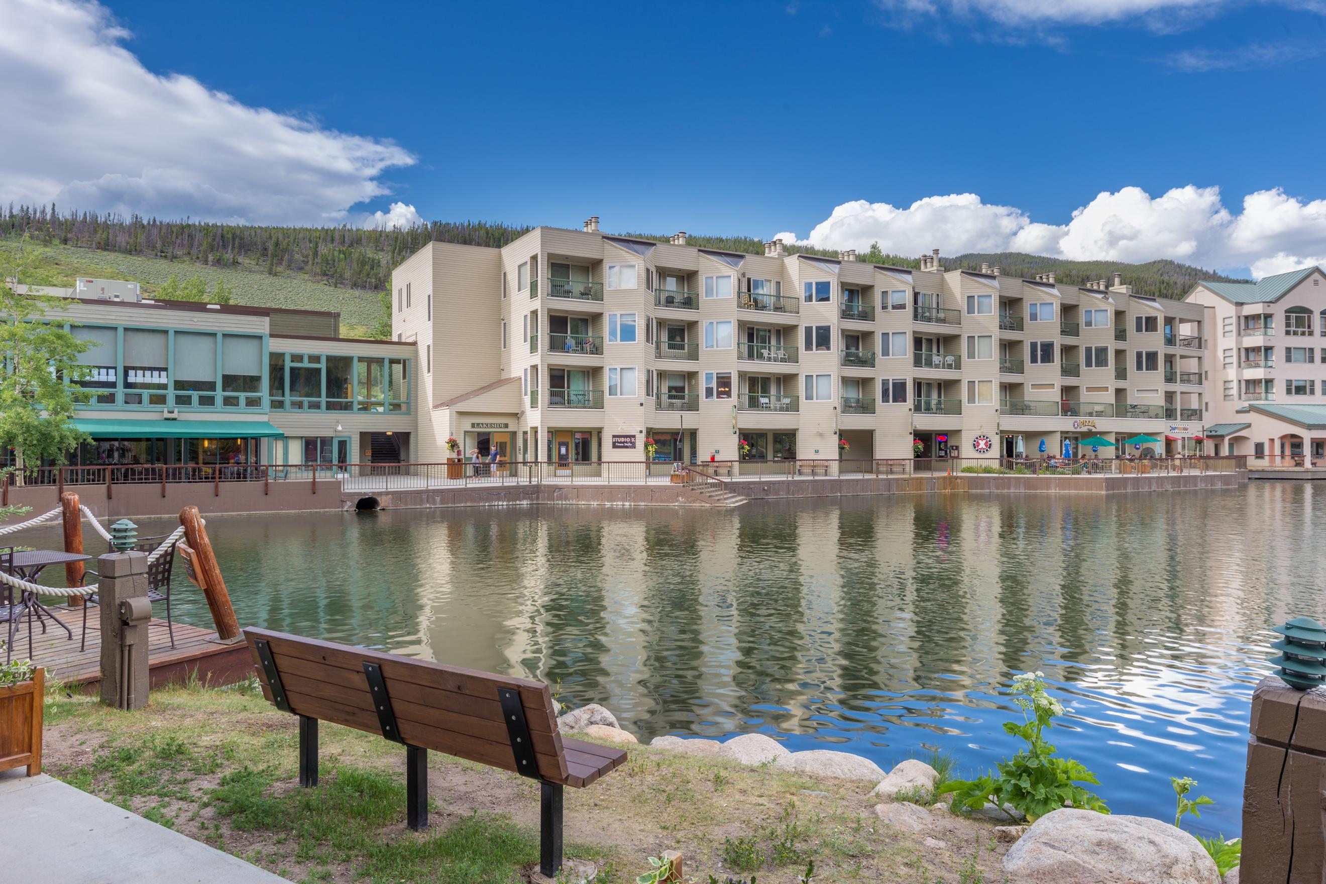 Lakeside in Keystone