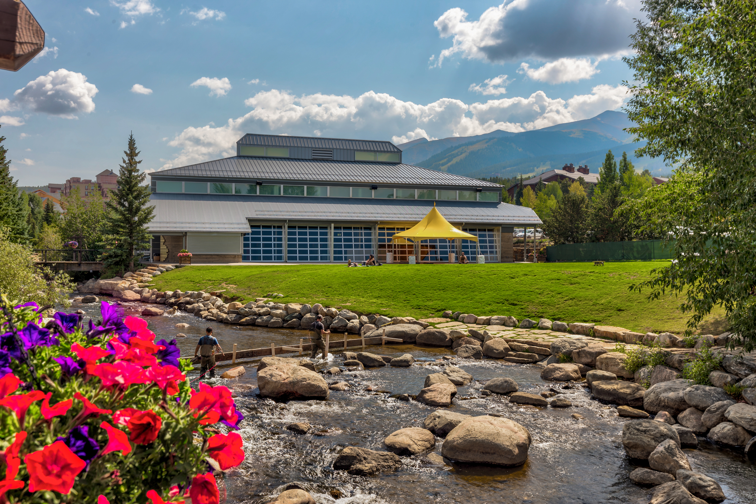 Rivewalk Center in Breckenridge