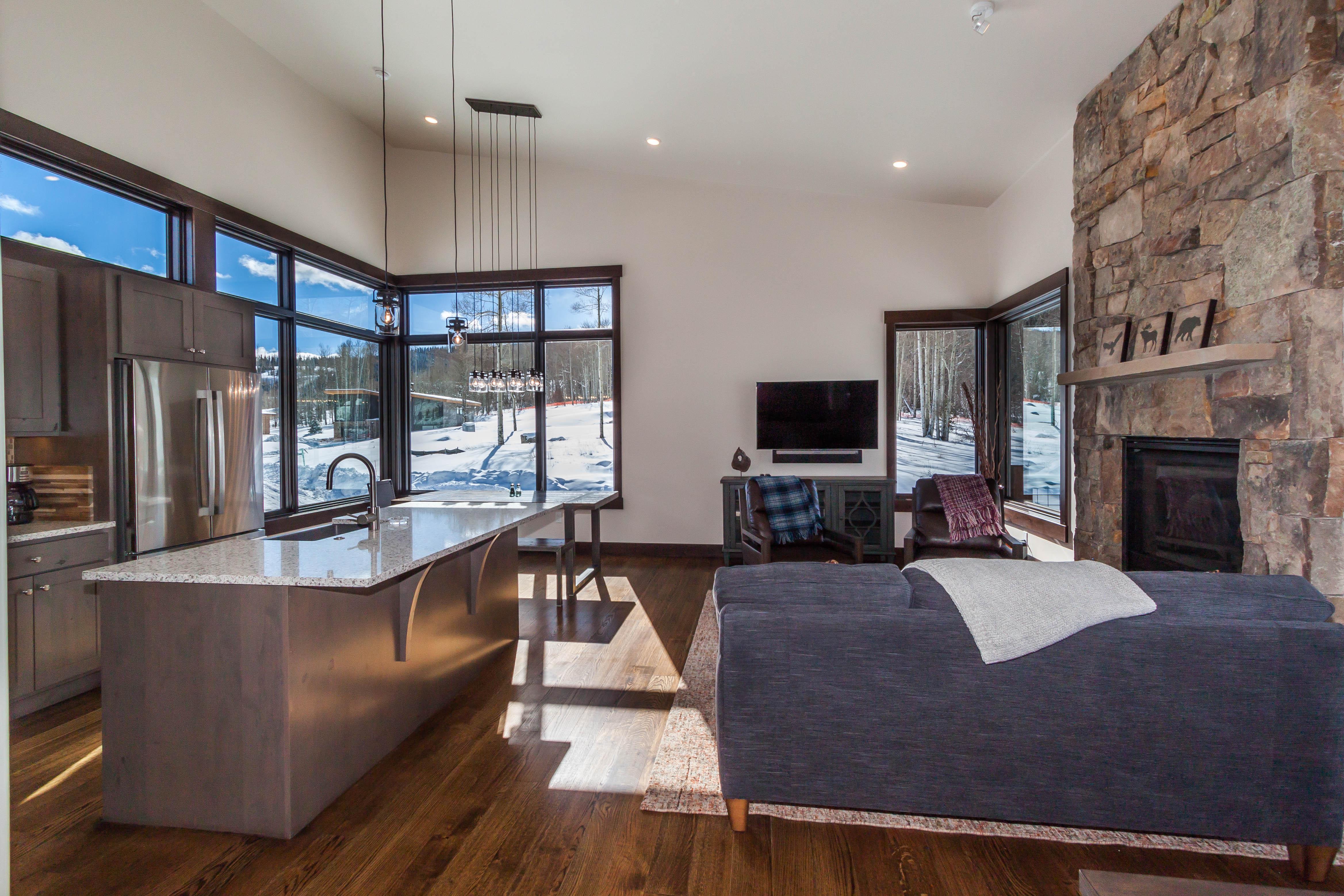 Keystone colorado vacation rentals summit county for Keystone colorado cabin rentals