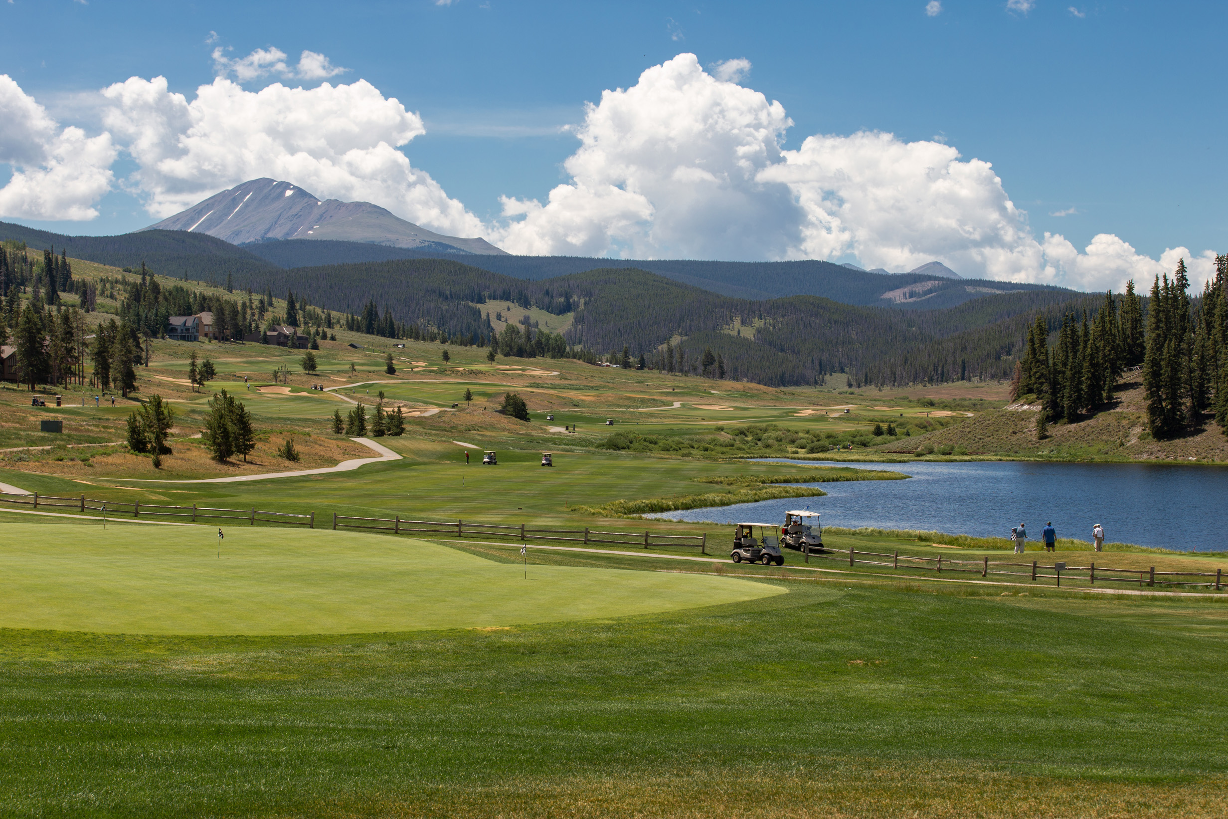 The Keystone Ranch Course