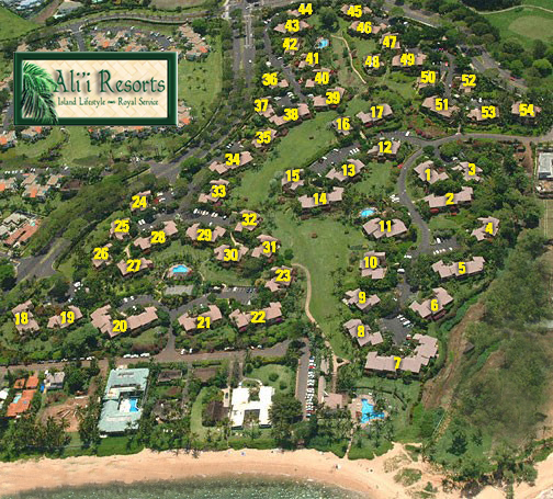 Wailea Vacation Rentals Wailea Ekahi Village Reservations