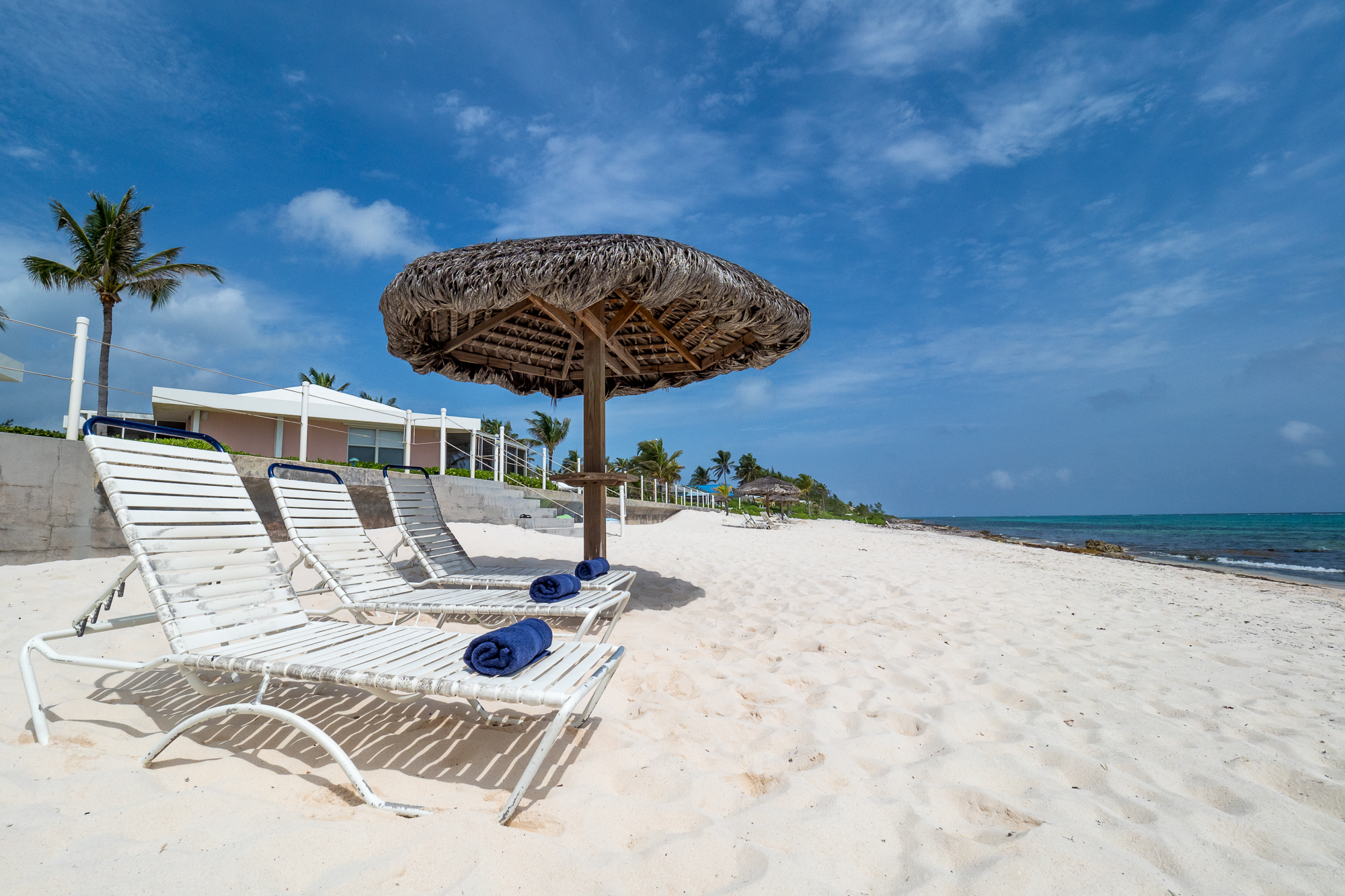 Pristine Sugar Sand Beach