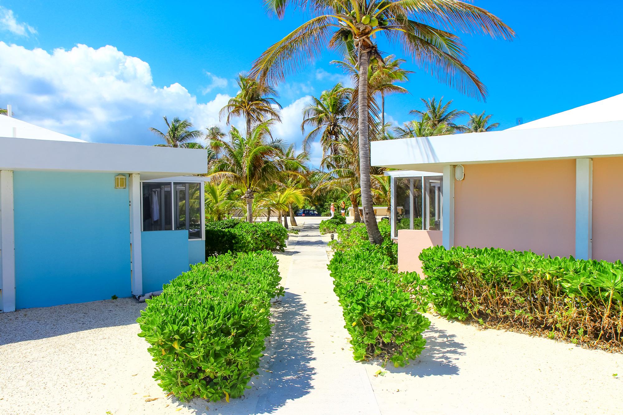 The Sea Lodges