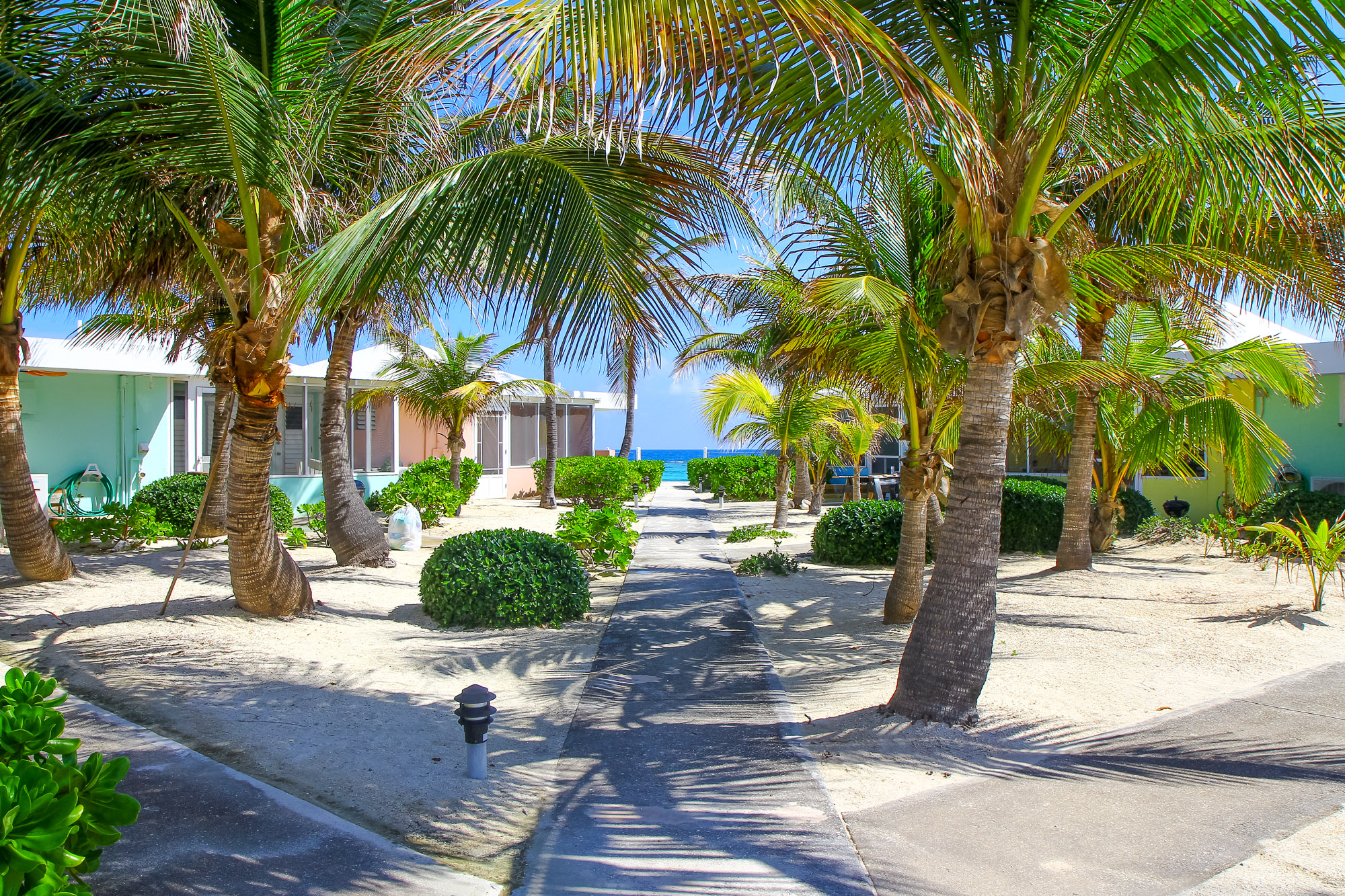 The Sea Lodges Landscaping
