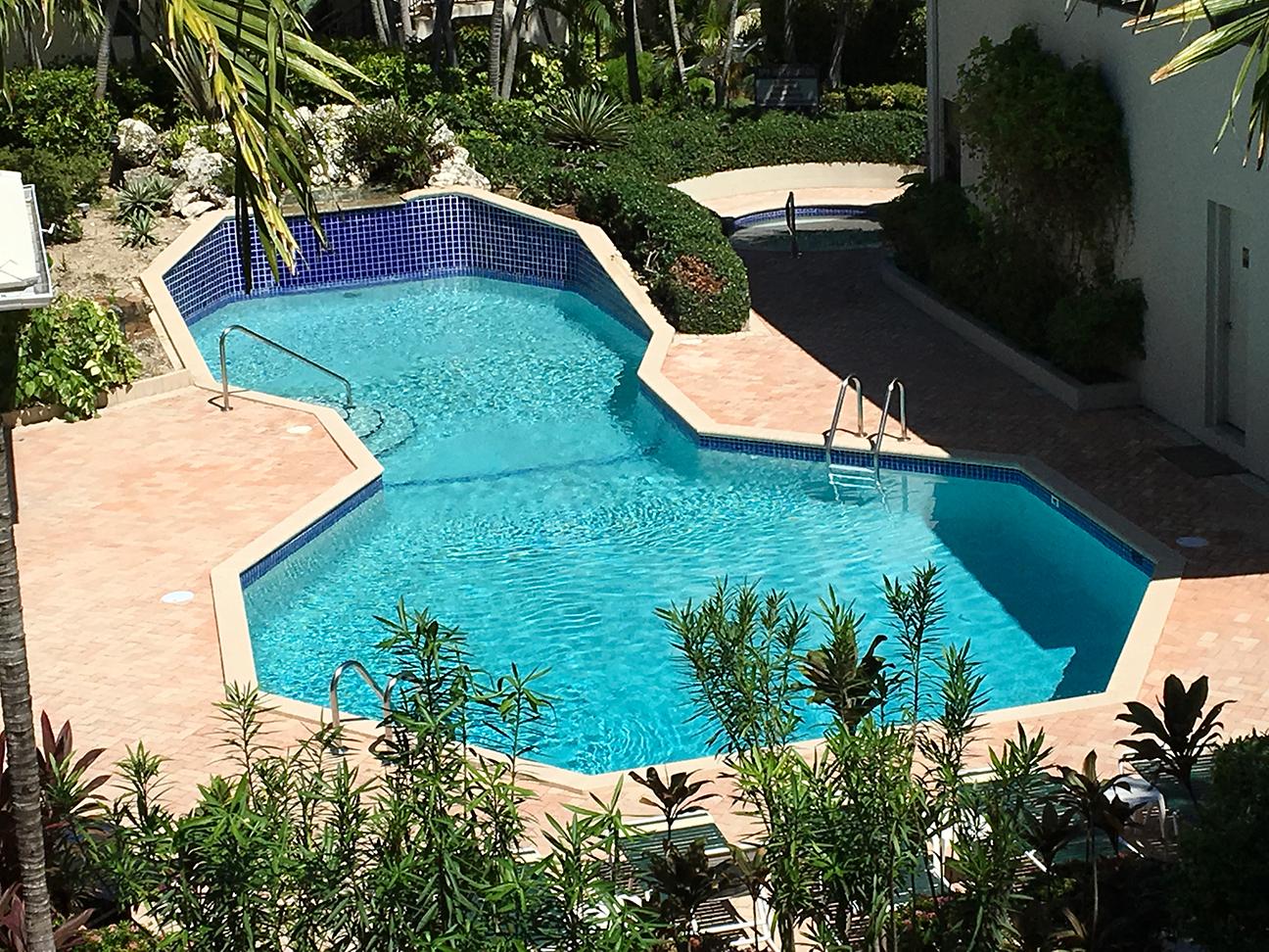 Casa Caribe Freshwater Pool