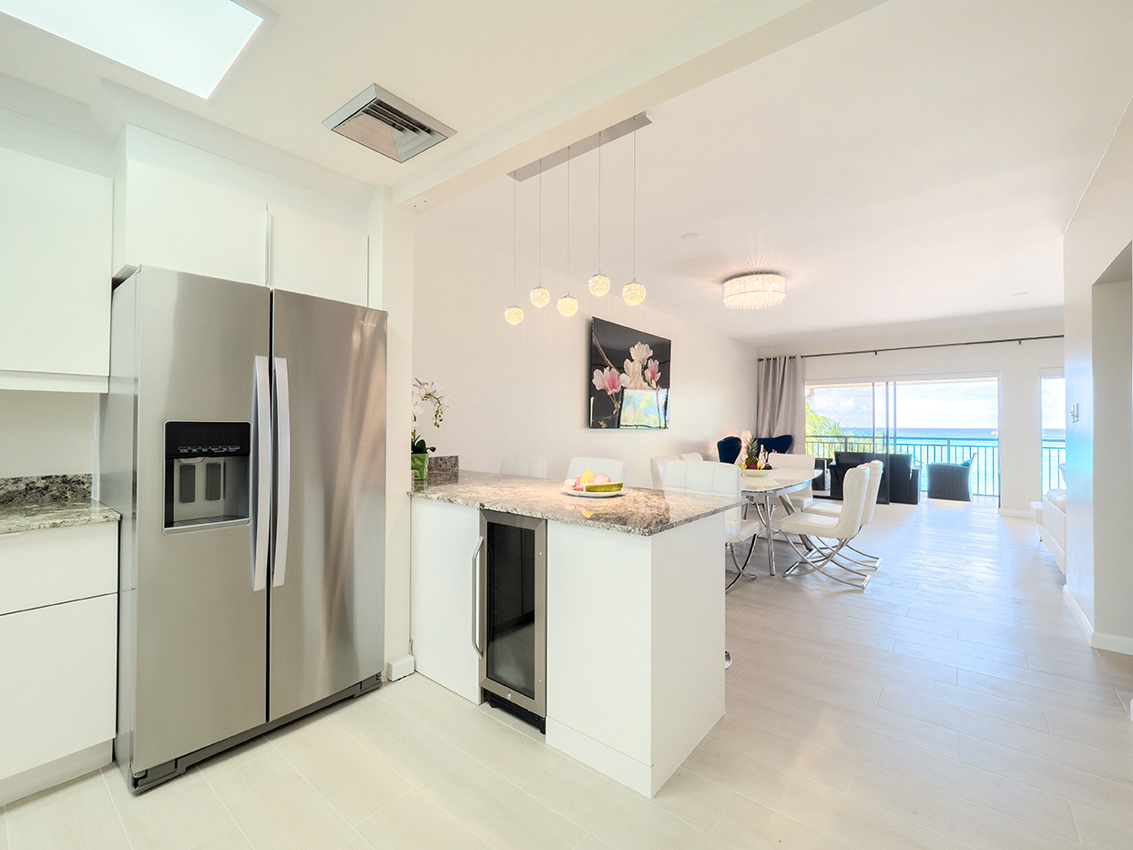 Casa Caribe Penthouse Fully Equipped Kitchen