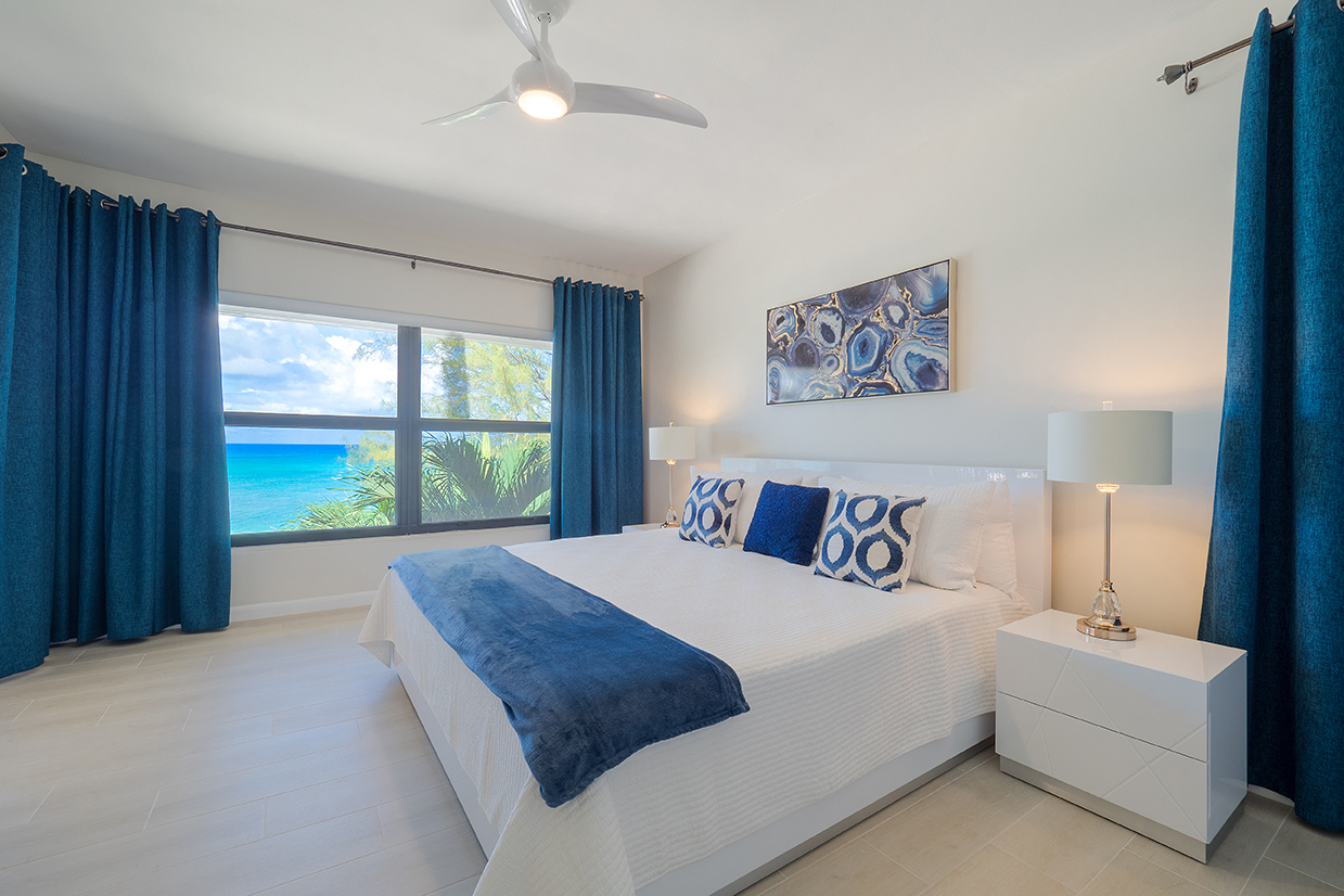 Casa Caribe Penthouse Master King Bedroom