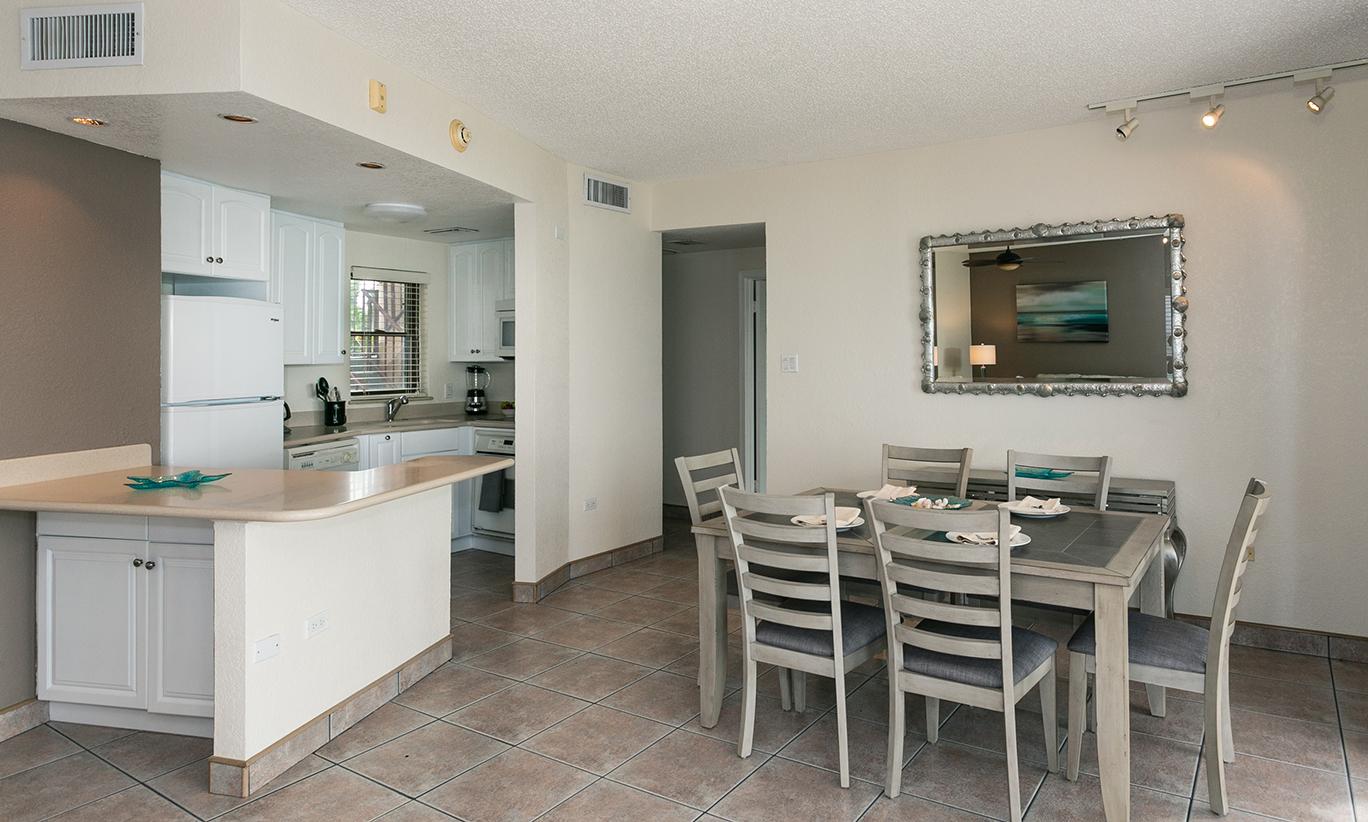 Georgetown Villas #201 Kitchen