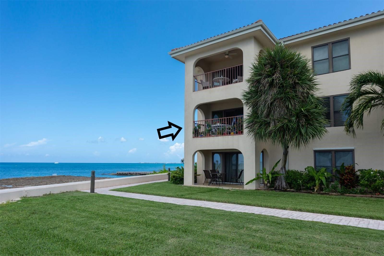 Georgetown Villas #201 Oceanfront