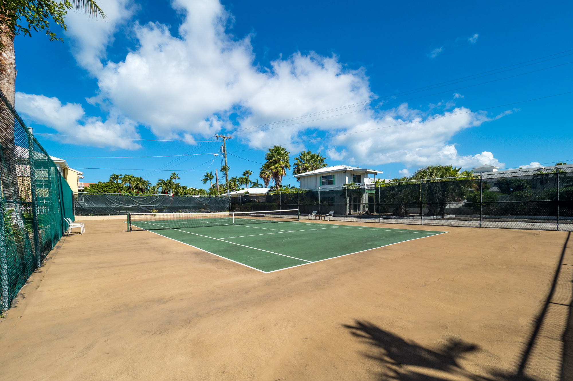Cocoplum Tennis Court
