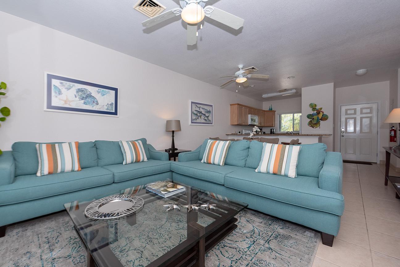 Crystal Kai Living Area