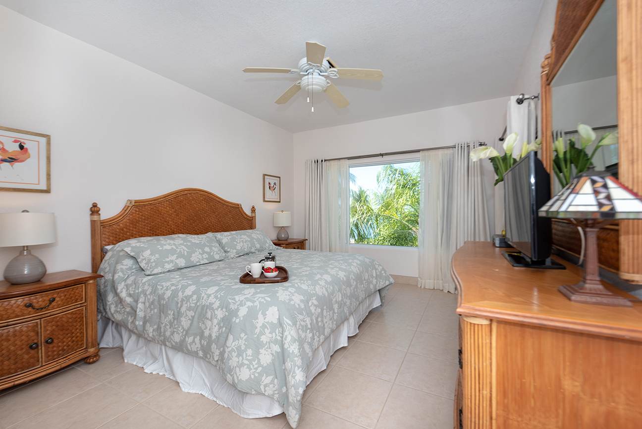 Crystal Kai Master Bedroom