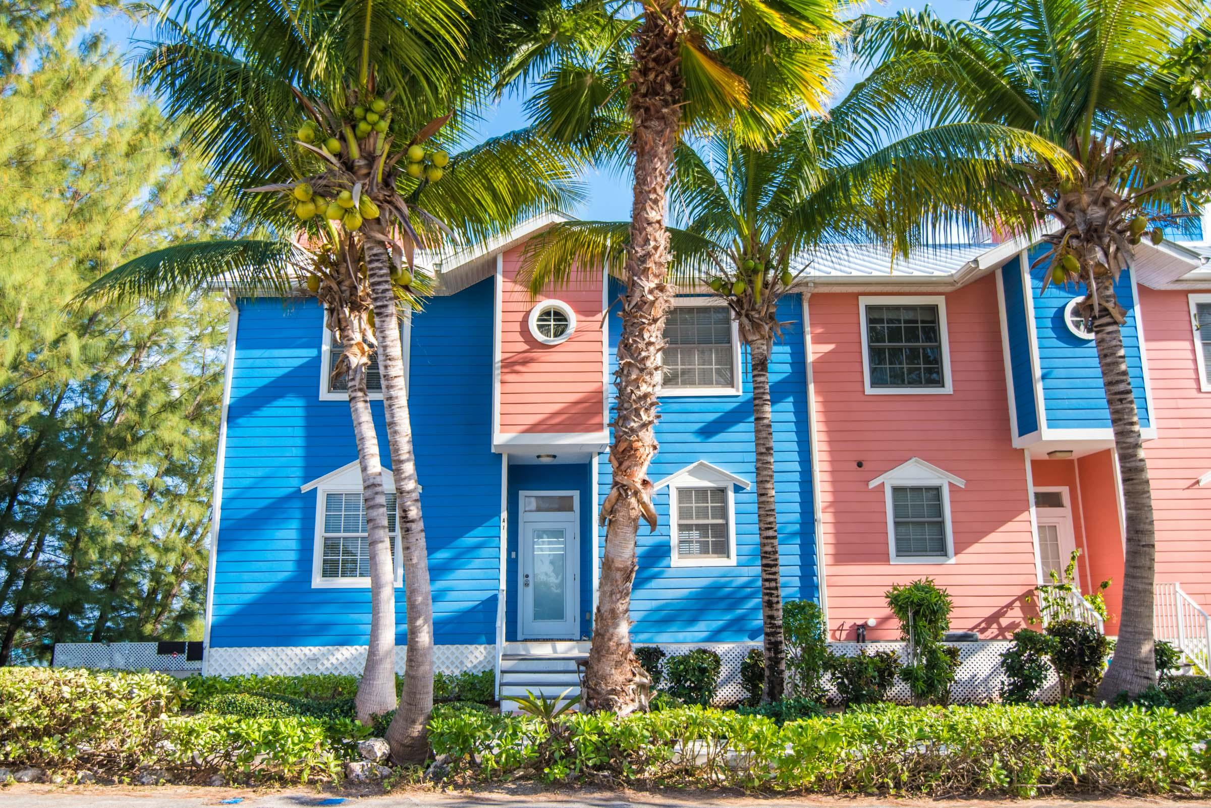 Paradise Villa #1 Front