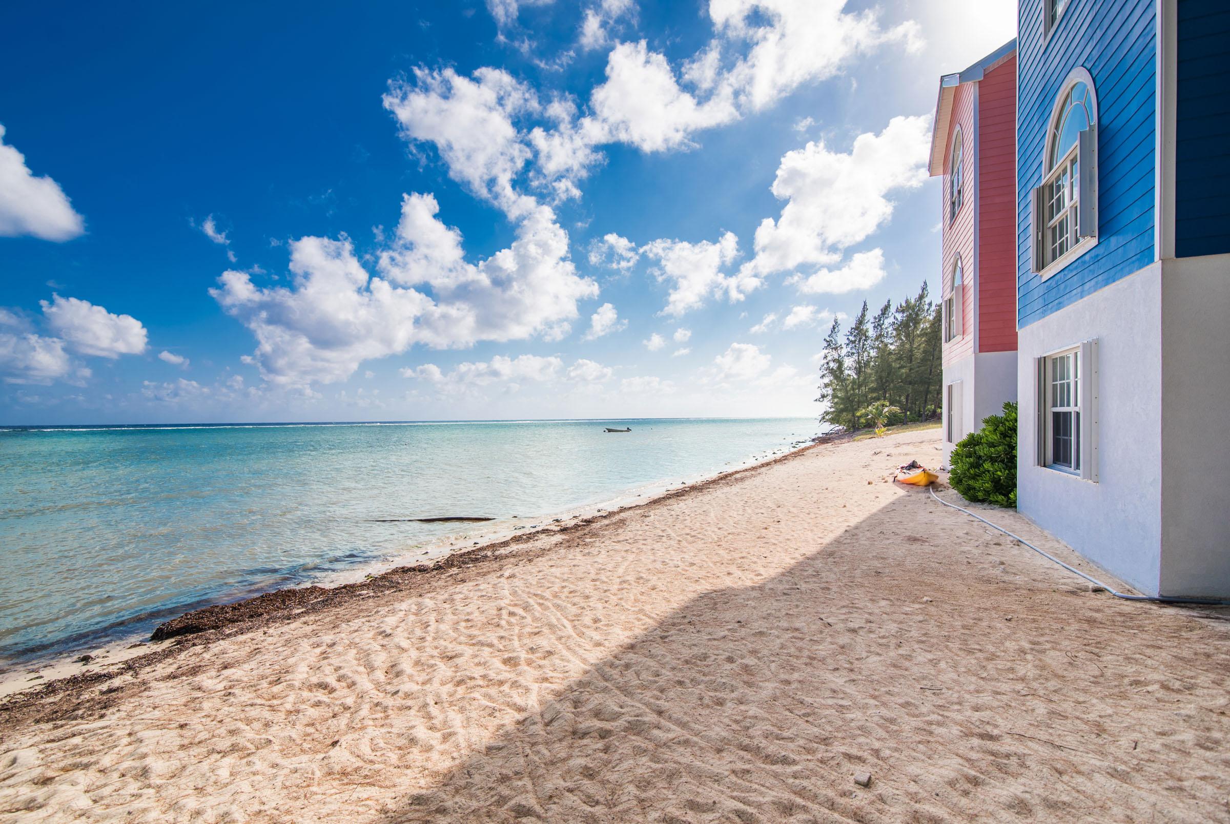Paradise Villas Beach