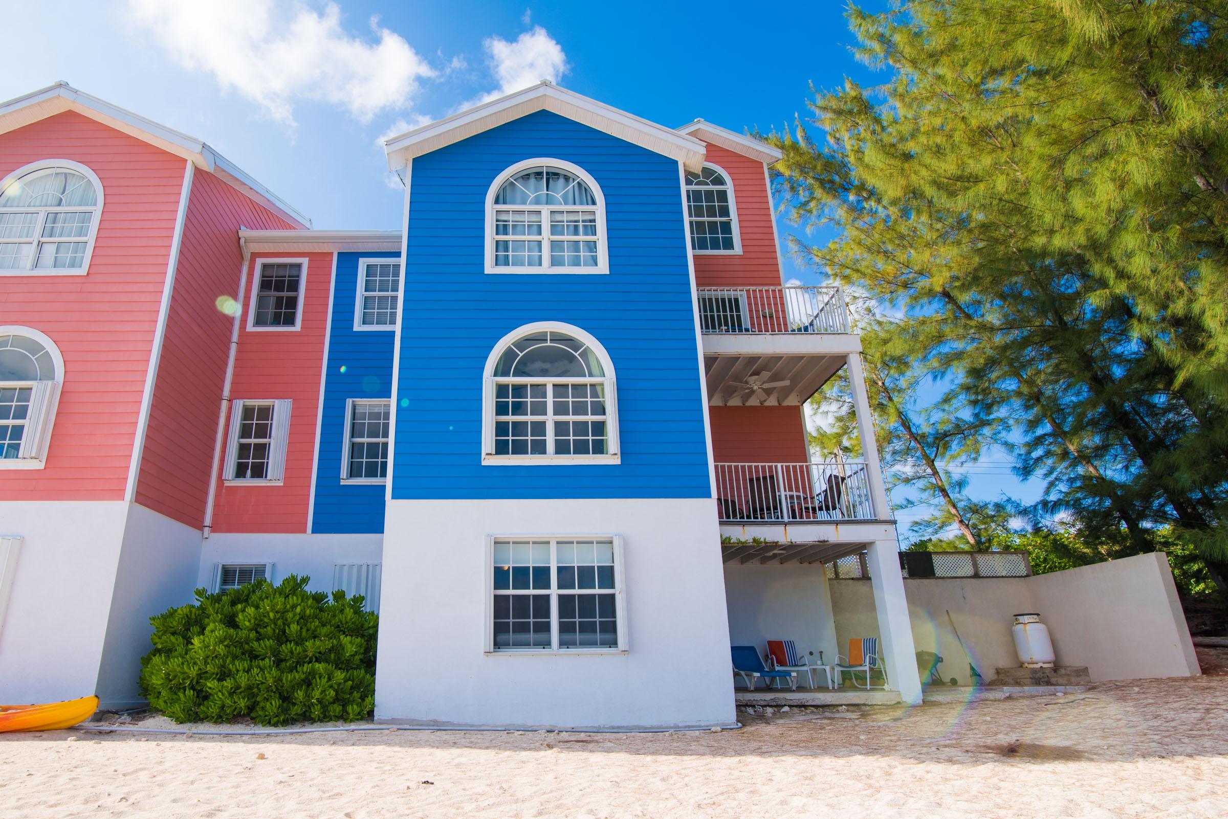Paradise Villas #1 Rear