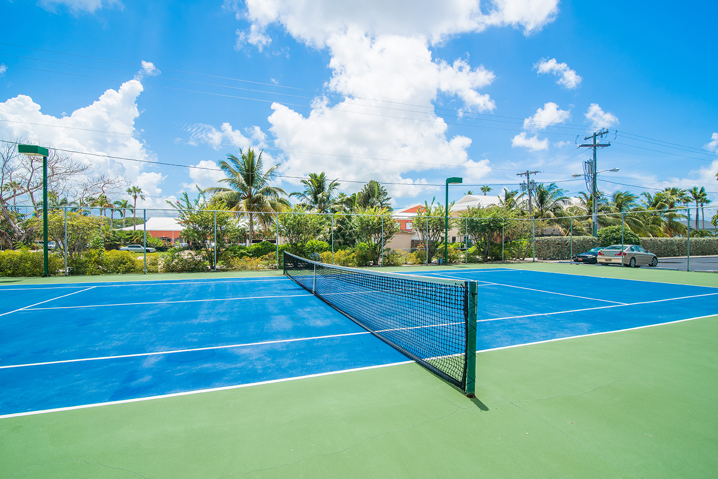 Georgetown Villas Tennis Court