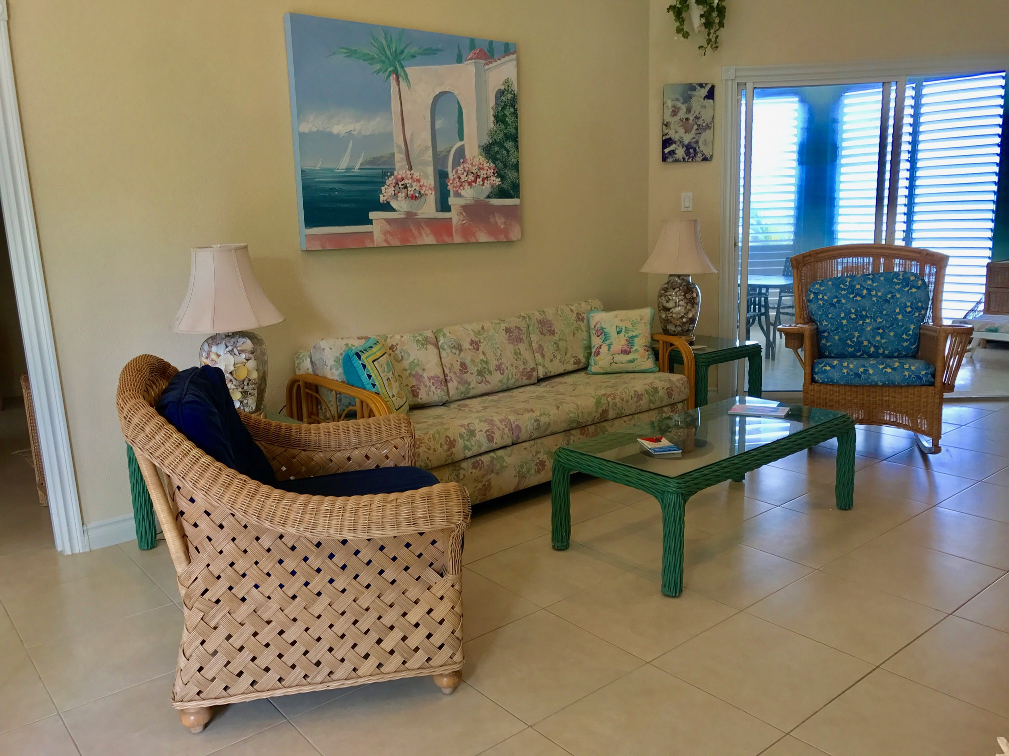 Cayman Stead Living Area